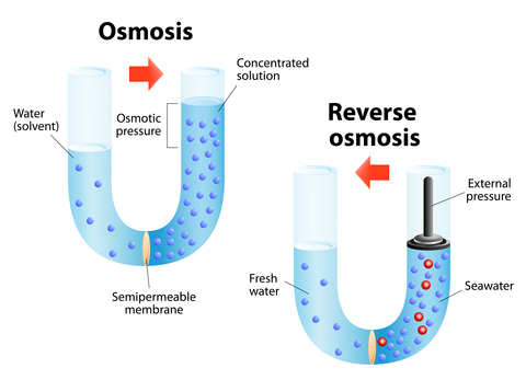 an overview of the biological procedure for the osmosis treatment Technical summary of oil & gas produced treatment of produced water has been attempted and is proven tds), physical (temperature), or biological (coliforms.