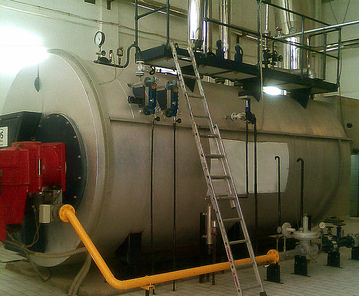 Diagram Boiler Water Treatment